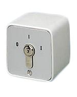 Interrupteur à clé